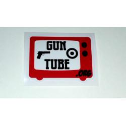 GunTube Sticker Three Pack