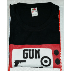 GunTube T-Shirt X-Large